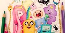 What time is it? / It's Adventure Time!