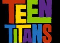 Teen Titans! / Georgeous fanarts about characters from the 2003 series Teen Titans.