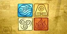 Water, Earth, Fire, Air!