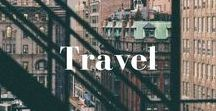 Travel / We love to travel and meeting new people and cultures. Discovering new destinations and be inspired.