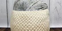 crochet patterns / Crochet