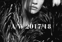 Rien's F/W 2017-18 Collection / RIEN's Fall Winter Collection 2017/18, is inspired from a more rock version of romanticism. Fur, lace, leather and tranparent details creat a edgy yet romantic look.