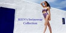 Rien's Swimwear Collection / Summer Is Always Elegant With Rien! Feminine and chic swimwear that completes your summer style.