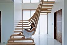 Modern Stairs / by Orla Huq Studios