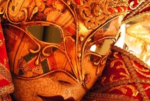 Carnivale & Masquerade Masks / by Brookshire's Arts