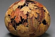 Gourd Art / by Brookshire's Arts