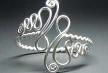 Jewelry from Wire & Chain Maille