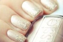 Wedding nails / Cool ideas for wedding nails Nail polish available here : http://www.matandmax.com/en/products/nails/