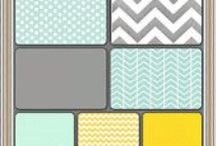 lovely palette / my kind of color combinations, for all kind of purpose.