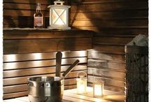 kylpyhuone, wc ja sauna