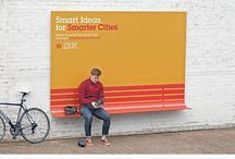 Advertising Essex / Posters and advertising samples that WSS Creative like. Indoor and outdoor advertising examples