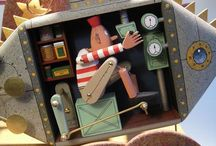 Automata / Marionette / Diorama