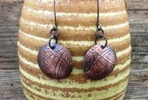 Sibling Rivalry Artisans Earrings / We offer the best in handcrafted, custom-made metal or mixed metal jewelry.