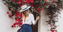 Gypsy Soul // Inspiration / Bohemian outfits // What to wear in Summer Festivals