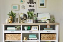 Great ideas for the home / Home styling, storage and anything that is just handy