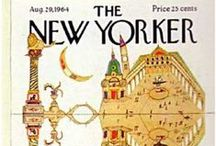 The New Yorker / Copertine di rivista / by Valerio Maso