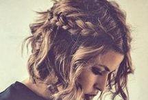 vlasy, účesy (hair, haircut)