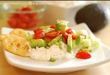 zdravé obědy (healthy lunches)