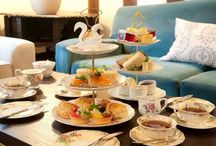 Afternoon Tea / Afternoon Tea at The Swan at Lavenham