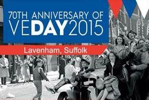 VE Day 70th Anniversary 8-10 May 2015 / There will be events taking place in Lavenham 8-10 May 2015 to mark the 70th anniversary of VE Day. For details, please contact: Jane.larcombe@theswanatlavenham.co.uk