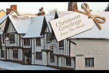 Christmas / The Swan at Lavenham