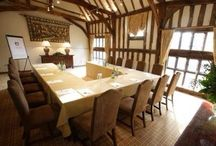 Meetings & Events / The Swan at Lavenham