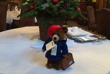 Paddington Bear's Adventures at The Swan at Lavenham Hotel & Spa