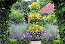 Gardens in East Anglia