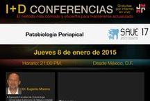 Conferencias Enero 2015 - I+D Inteligencia Dental / Conferencias Gratuitas dictadas por Internet en vivo en enero 2015