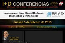 Conferencias Febrero 2015 - I+D Inteligencia Dental / Conferencias Gratuitas transmitidas por Internet en vivo