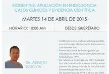 Conferencias Abril 2015 - I+D Inteligencia Dental