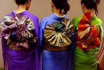 Kimono / Kimono traditional, modern, unusual, beautiful