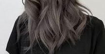H / hair