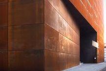 Corten Steel | Facade