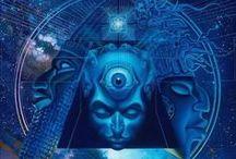 • Spiritual ART • / spirit awakening consciousness love