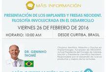Conferencias Febrero 2016