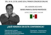Conferencias  Junio 2016