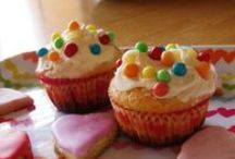 Sweet ( food ) days / Sweet cupcakes and cookies ! Deliciosas madalenas y galletas caseras