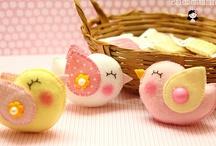 Cute Toys Paradise / Cute felt toys