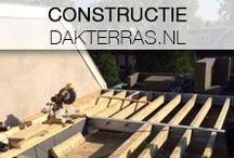 Constructie / Dakterras.nl heeft al in 2005 het innovatieve TerrasBox™ concept ontwikkeld en honderden keren in bestaande en nieuwbouw door heel Nederland beproefd.