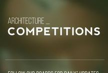 Architecture_Competitions / Winners, shortlisted, and more from the world of architecture competitions.