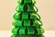 Polymer Clay - Tutorial - Christmas / https://www.facebook.com/MondoDiSisina