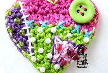 Uncinetto Crochet - di tutto un po' / by noemi marenco