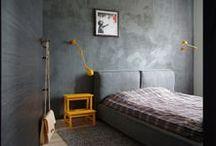 Czarna ściana | Black Wall Design Ideas
