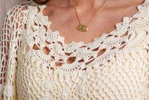 Uncinetto - per lei <> Crochet - for women / by noemi marenco