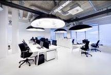 Wnętrza publiczne - biura