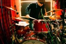 Wayne Viar's Inspiration / The RockTronix Drummer - Wayne Viar's personal list of musician's that inspire him.