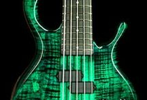 Joseph's Gear / The RockTronix Bassists - Joseph Patrick Moore's personal list of gear.