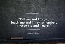 Teacher Inspiration / Why we do what we do.