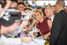 Britney Spears at Złote Tarasy 2014